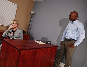 WillTileXXX/Bad Teacher Principals Office f. Dee Williams